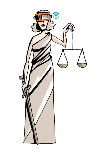'Cyber justicia' - courts and judges in digital era