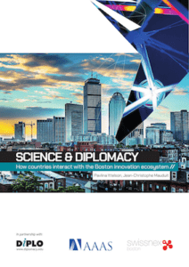 Science & Diplomacy: How countries interact with the Boston innovation ecosystem