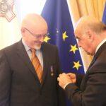 Prof Jovan Kurbalija meets President of Malta George Vella