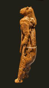 Prehistoric Lion-man figurine