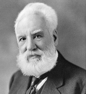 Photo of Alexader Graham Bell